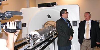 CT Scanning During Coreflooding