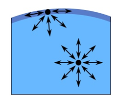 Illustration of Surface Tension