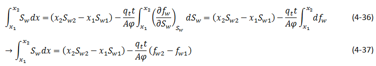 Equation 4-36 and 4-37