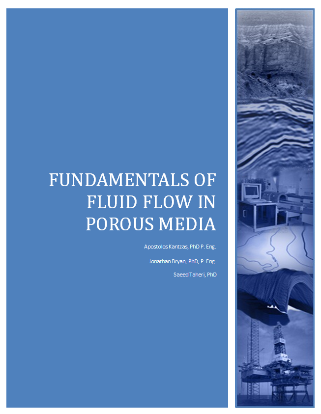 Fundamentals of Fluid Flow in Porous Media Online Textbook